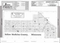 Yellow Medicine County Map, Yellow Medicine County 2006
